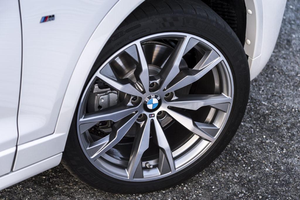 диски BMW X4 2016