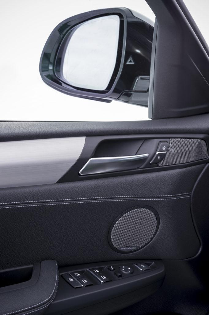 BMW X4 зеркало