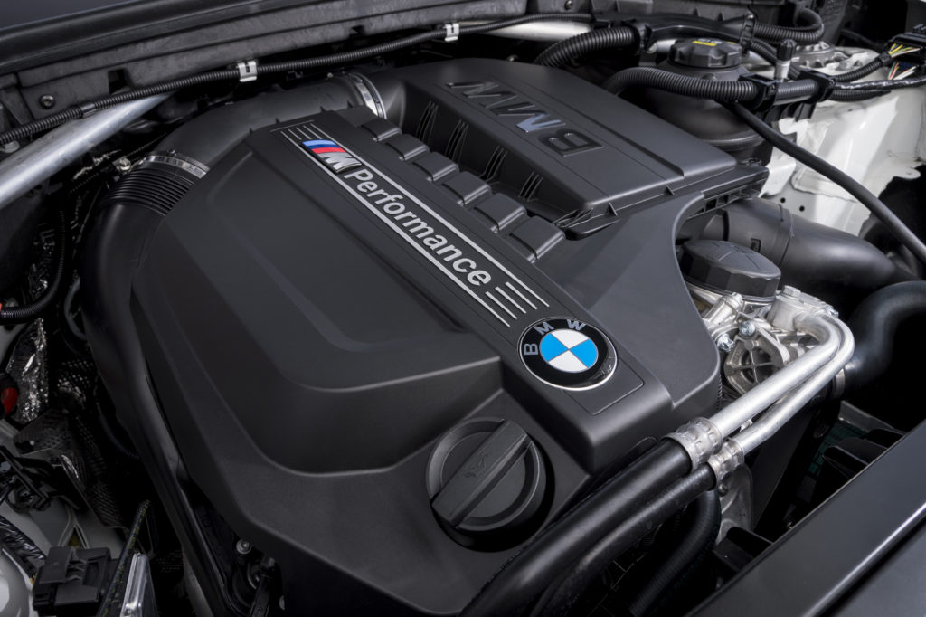 двигатель BMW X4 М