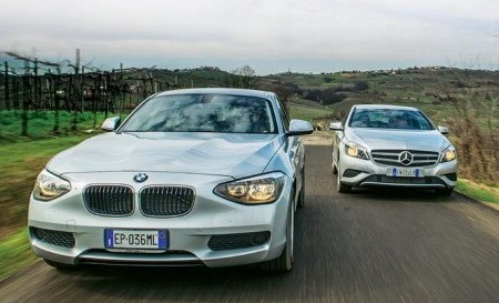 bmw 114d vs mercedes 180 cdi