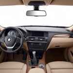 BMW X3 Salon