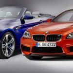 Online premier BMW M6 coupe and cabriolet 2013