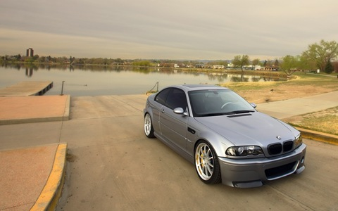 SUPERCHARGED E46 M3