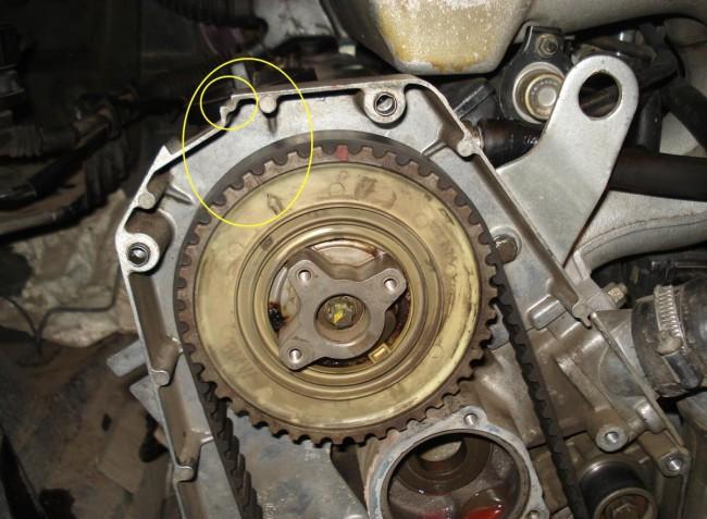 ролики ремня грм на BMW e39