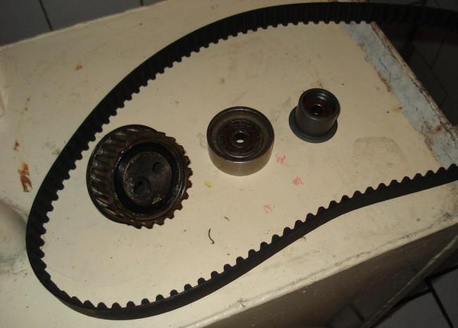 BMW e39 ремень грм или цепь