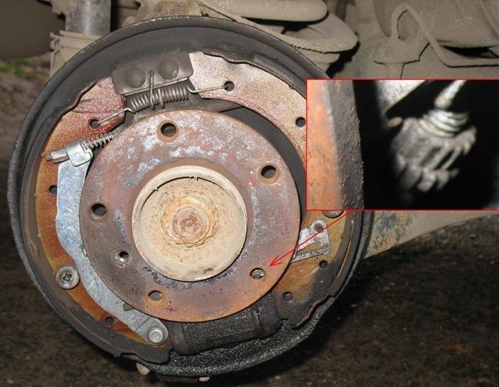 Замена тормозного барабана х6 Замена эластичной муфты кардана зафира б